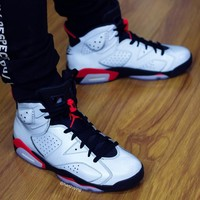 "Air Jordan 6 JSP ""3M Reflective Infrared"" - Best Deal Online"