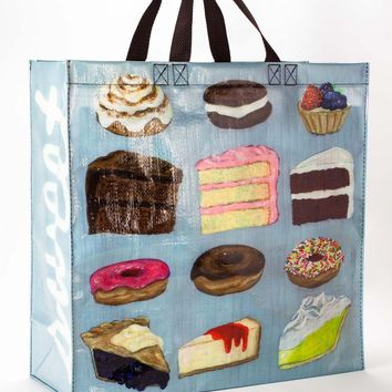 Sweet Treats Shopper Bag in Recycled Material