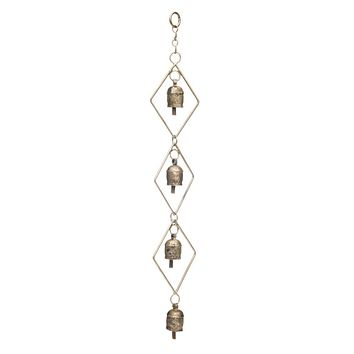 Delicate Diamond Bell Chime - Matr Boomie (Bell)