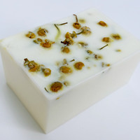 Chamomile & Carrot Seed Milk Spa Bar All Natural Soap