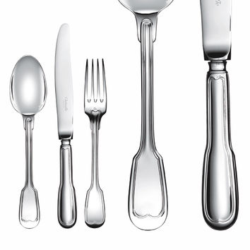Christofle Sterling Silver Chinon Dinner Fork 1419-003