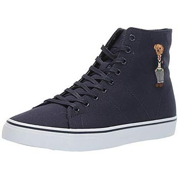 Polo Ralph Lauren Men's Solomon Iii Sneaker | Fashion Sneakers