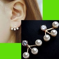 Pearl And Shine Wrapping Ear Cuffs