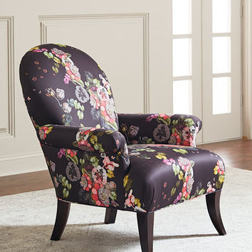 Cynthia Rowley for Hooker Furniture Mimi Wing Chair