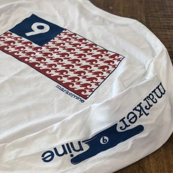 American Pride Long Sleeve