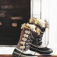 Sorel Womens Joan of Arctic Weather Boot
