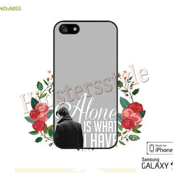 BBC Sherlock Benedict Cumberbatch Phone case iPhone 5/5S/5C Case, iPhone 4/4S Case, S3 S4 S5 Note 2 Note 3 Case for iPhone-A055
