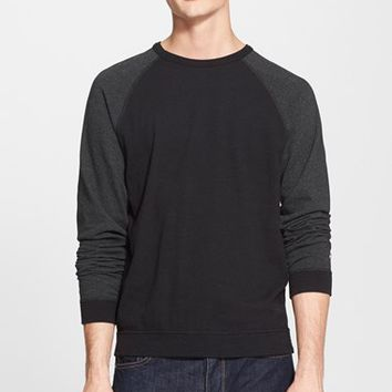 Men's rag & bone Colorblock Raglan Sweatshirt