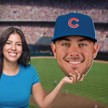MLB Kris Bryant Big Head