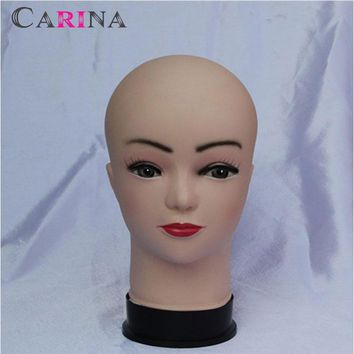 Mannequin head for makeup Practice Mannequin Training Head High Quality Cosmetology Doll Heads Model Massage Head Dummy