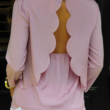 Juicy Blouse 4 Scalloped 119