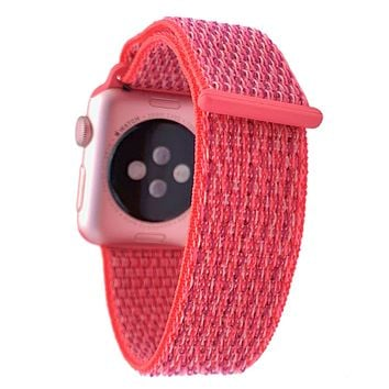 40mm & 38mm Apple Watch Band - Hyper Pink
