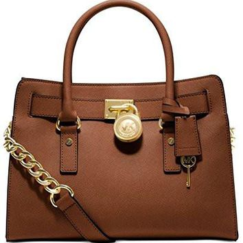 MICHAEL Michael Kors Women's Hamilton East / West Satchel Bag