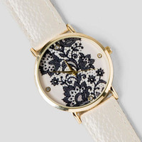 Vinedale Lace Watch