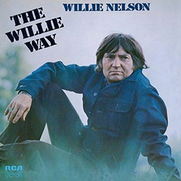 Willie Nelson - The Willie Way Audiophile Translucent Poster