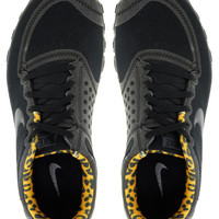 Nike Free Running 5.0 V4 Black Leopard Performance Trainers