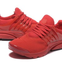 Air Presto Triple Red