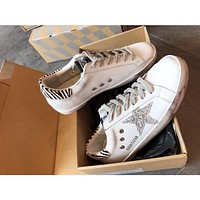Golden Goose Ggdb Golden Goose Ggdb Superstar Sneakers Style #1