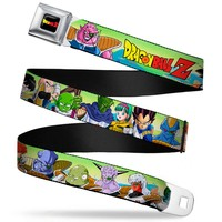 Dragon Ball Z Frieza Saga Belt