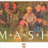 M.A.S.H. 11x17 TV Poster (1972)