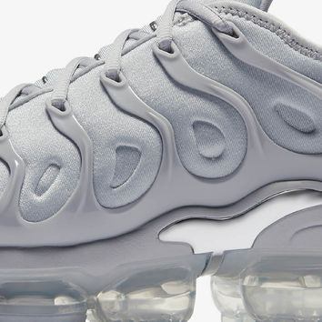 AIR VAPORMAX PLUS Nike Air Vapormax Plus 'Cool Grey & Metallic Silver' Release Date.
