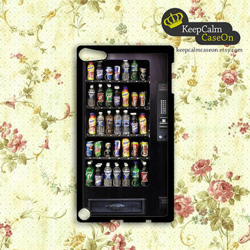 iPod 5 Touch Case  iPod Touch 5G Case  Vending by KeepCalmCaseOn