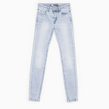 Denim high waist - Jeans | Stradivarius España