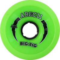 Abec11 Bigzigs 75Mm 80A Lime