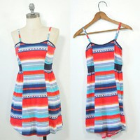 Boho Striped Sundress | Tribal Dress | Perfect!