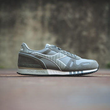 Diadora Titan Leather L/S - 'Ash Grey'