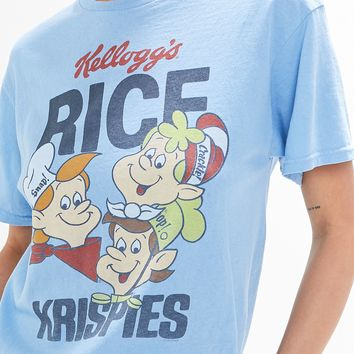 Junk Food Kellog's Rice Krispies Tee | Urban Outfitters