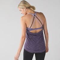 Lululemon Fashion Crisscross Yoga Sport Vest Tank Top