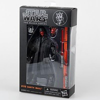 Star Wars The Black Series Darth Maul  Action Figure Collectible
