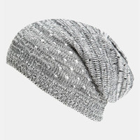 David & Young Slouchy Pointelle Beanie | Nordstrom