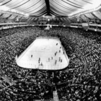St Louis Blues Ice Hockey Arena Archival Photo Sports Poster