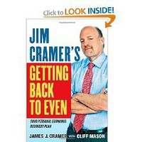 Jim Cramer`s Getting Back to Even $10.40