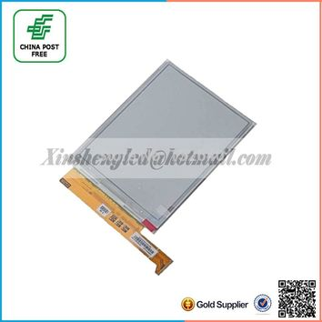 New original ED060XC5 (LF) E-ink screen for Gmini MagicBook R6HD readers Display free shipping