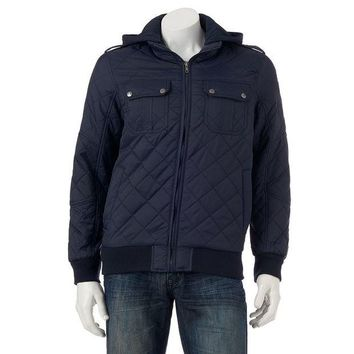 ONETOW Helix Quilted Jacket - Men