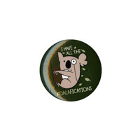 Koalafications Pin