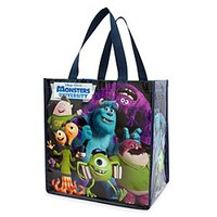 Monsters University Reusable Tote | Disney Store