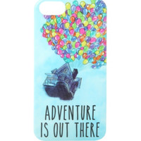 Disney Up Adventure Is Out There iPhone 5/5S Case