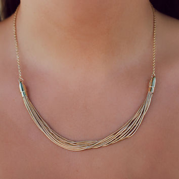 Whisk Me Away Necklace