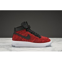 AIR FORCE 1 ULTRA FLYKNIT MIDUNIVERSITY RED AF1