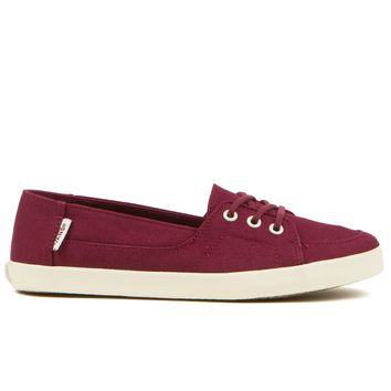 Vans Surf Palisades Vulc Womens Shoes