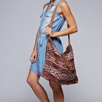 Pasha by Love Stitch Crossbody Bag