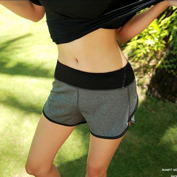 ac PEAPON Sports Korean Outdoors Quick Dry Stretch Casual Jogging Pants Shorts [10195811532]