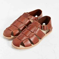 H By Hudson Agali Sandal- Tan Us