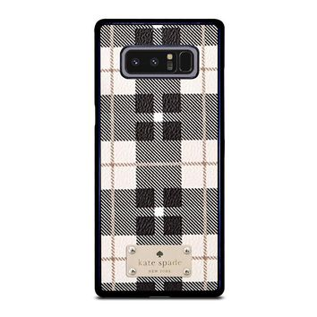 KATE SPADE HAWTHORNE Samsung Galaxy Note 8 Case Cover