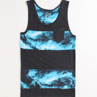 On The Byas Cosmic Vic Tank at PacSun.com