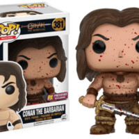 Pop! Movies: Conan the Barbarian - Conan (Bloody)